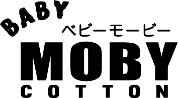 Baby moby cotton logo